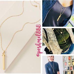 :: Stella & Dot ⚡️GOLD⭐️✨Rebel Pendant Necklace